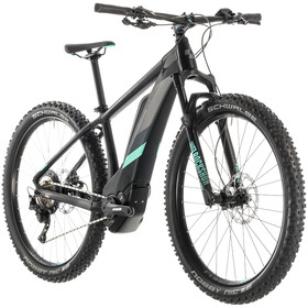 Cube Access Hybrid Race 500 Damen black'n'mint